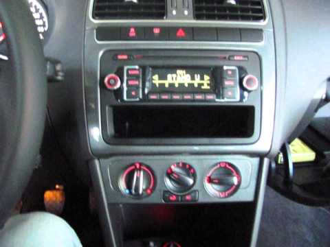 vw polo 2013 usb iphone ipod aux in. Black Bedroom Furniture Sets. Home Design Ideas