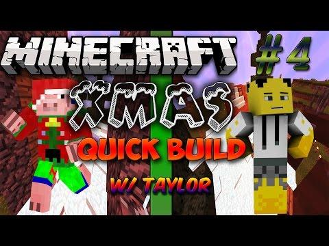 """Xmas Quick Build"" - Henry Builds w/ Taylor1357gerbil - Episode #4 [HD]"