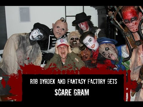 Rob Dyrdek & The Fantasy Factory Frightful Scare