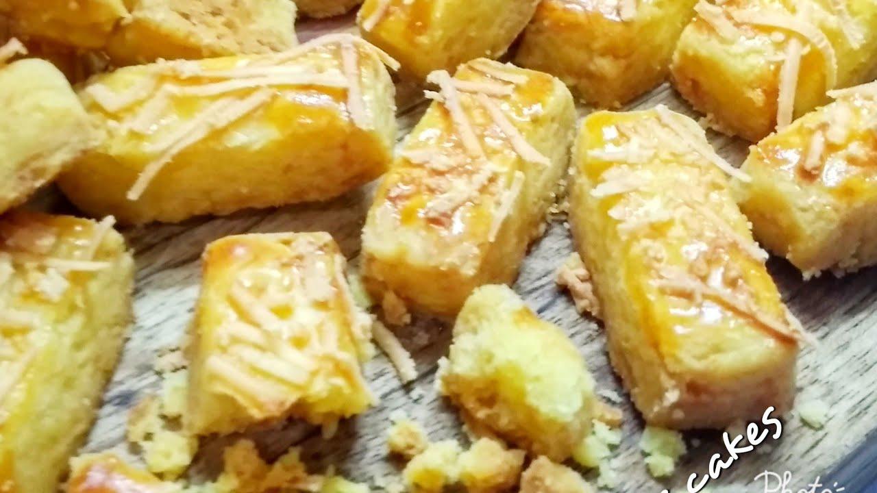 Resep Kastengel Tanpa Telur Tapi Tetap Ngeprul Abissss Edisi Cookies Lebaran Youtube