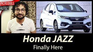Everything about upcoming Honda Jazz 2018 India   Incredible Autoz