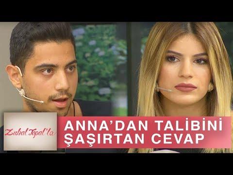 Zuhal Topal'la 197. Bölüm (HD) | Anna'dan Talibine Şaşırtan Cevap!