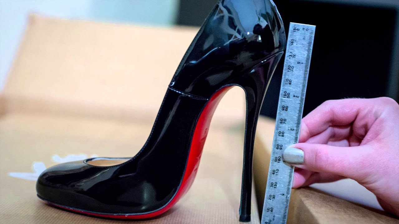 f85fc0f68a86 Christian Louboutin Merci Allen 130mm Review - YouTube