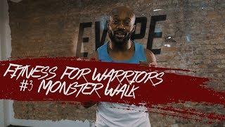 Aristo Luis - Fitness for Warriors #3 Monster Walk