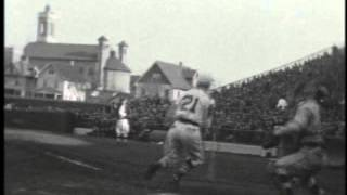 1932 Rochester Red Wings vs Jersey City Skeeters Baseball Game
