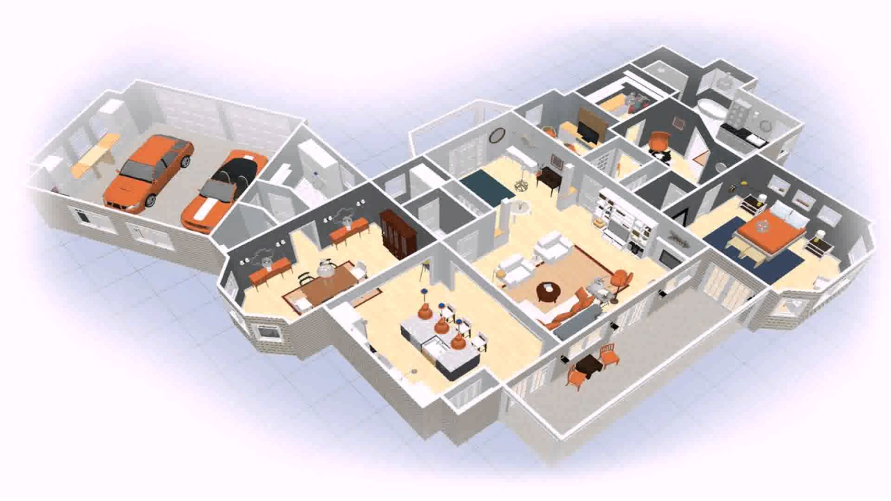 3d House Design Software Ipad