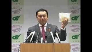 三重県知事定例記者会見:平成24年11月9日