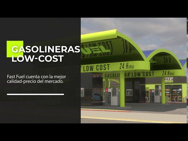 Instalar una Gasolinera Low Cost | Fast Fuel Franquicia