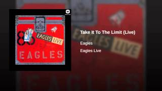Take It To The Limit (Live)