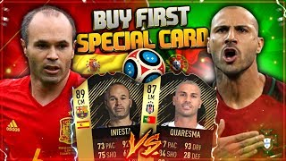 FIFA 18: WM BUY first SPECIAL CARD!
