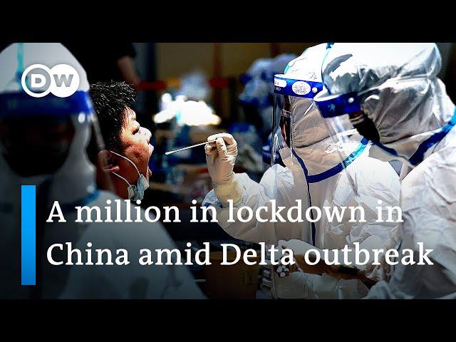 Delta variant threatens hard-won COVID-19 gains worldwide | DW News