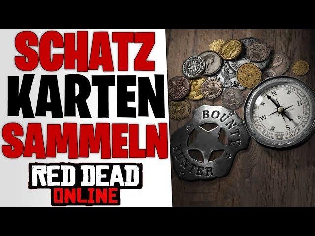 GOLD & SCHATZKARTEN SAMMELN - Methode ohne dynamische Events | Red Dead Redemption 2 Online