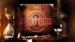 BOX ONE by Neil Patrick Harris // Review & Unboxing (NO BIG SPOILERS)
