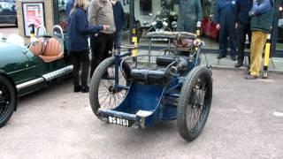 2009 Morgan Supersport Junior Pedal Car Videos