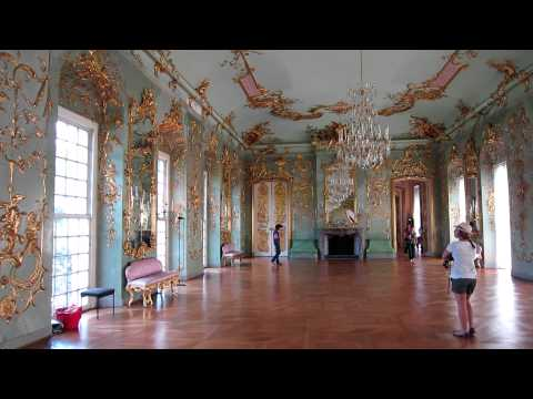 Berlin Charlottenburg Palace (Schloss Charlottenburg) - 25 AUG 2012
