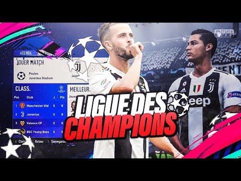 FIFA 19 - LIGUE DES CHAMPIONS #1 | FINO ALLA FINE