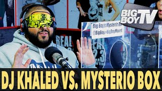 DJ Khaled vs. The Mysterio Box (Prank) | BigBoyTV