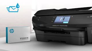 HP Envy 7640 Video Overview 082914
