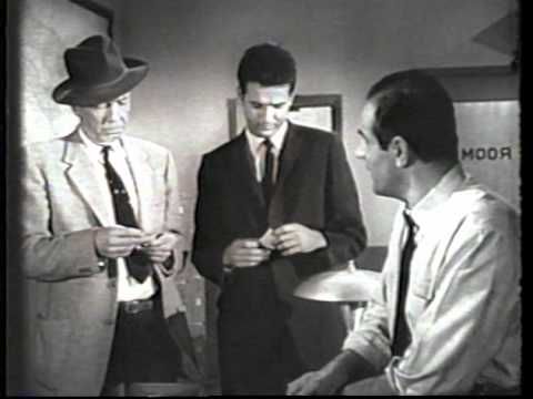 Tige Andrews in Robert Taylor's Detectives, Little Boy Clue, 1961, part 1