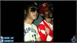 Munga Ft. Prince Stoney - Hustle Real Hard [Slap Weh Riddim] June 2012