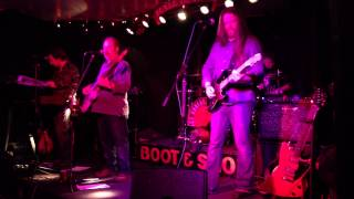 Gav Coulson Group - Comfortably Numb (Live @ Ackworth, May 2013)
