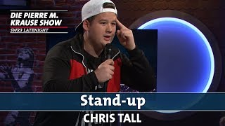 SG 529 Stand-up Chris Tall