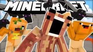 Minecraft Breakfast Brigade | BACON MAN FALLS IN LOVE!