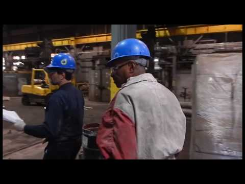 Custom Alloy Corporation Sandblasting Training Video