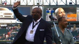 TEX@CWS: Bo Jackson honored at Civil Rights Game