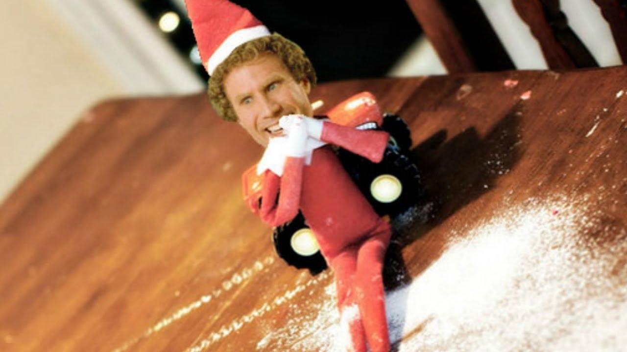 HE'S BACK! Elf On The Shelf! Best Memes - YouTube