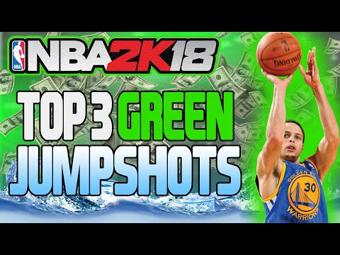 TOP 3 AUTOMATIC PERFECT RELEASES • ANY ARCHETYPE • BEST JUMPSHOTS IN NBA 2K18