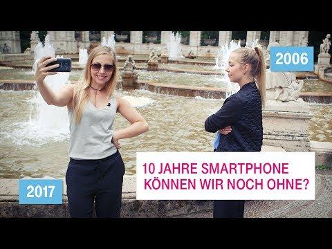 Social Media Post: 10 Jahre Smartphone - Netzgeschichten