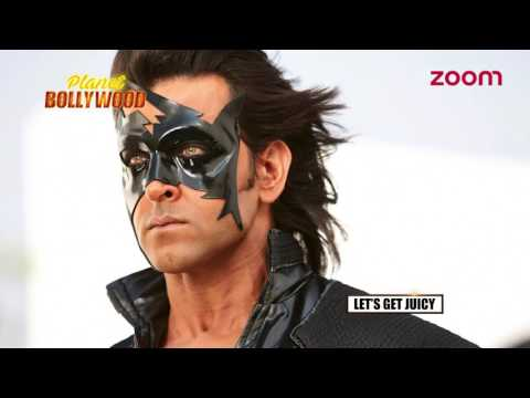 Hrithik Roshan Suggests A Creative Input For Krrish 4 | Bollywood News
