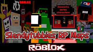 Slendytubbies RP Karten von YeraiN_S [Roblox]
