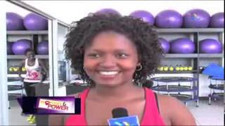 Women and Power; Wahida Mohameds womens only gym in Mombasa Low