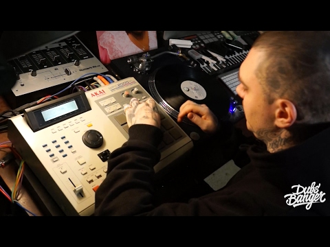 Making A Hip Hop Beat Live From Scratch MPC How To Find Samples