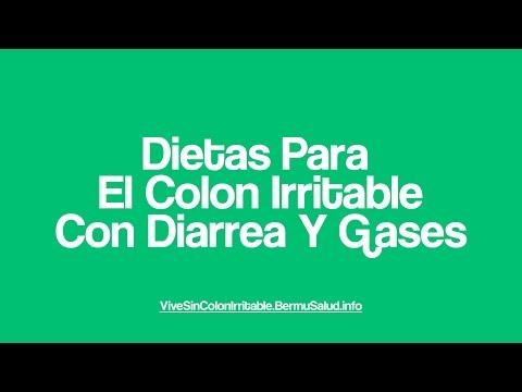 Dieta Para El Colon Irritable Con Diarrea Y Gases - Alimentos Para Curar El Colon Irritable
