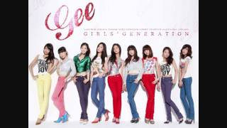 Girls Generation (SNSD) - Gee Instrumental Official