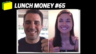 Lunch Money #65: Chesapeake Energy, The Fed, Chase Glitch, Wfh Forever, & Moon Toilet