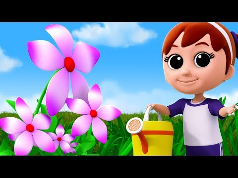 Mary Mary Quite Contrary | Nursery Rhymes Songs For Kids | Children Rhyme