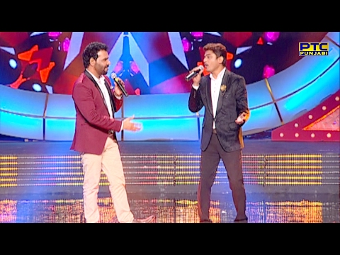 Kanth Kaler & Feroz Khan singing Naina | Live | Voice Of Punjab Season 7 | PTC Punjabi
