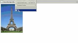 How to display an image / photo in an HTML file