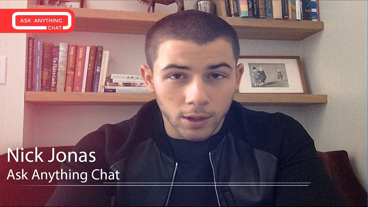 Nick Jonas Talks About Cutting His Hair Short His Brother S Nickname Kt T Youtube