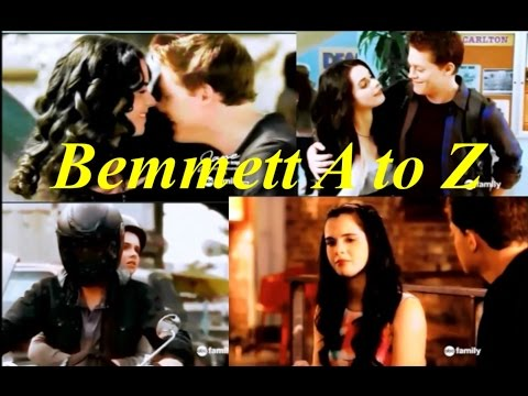 Bemmett A through Z  (Bay and Emmett from Switched at Birth)