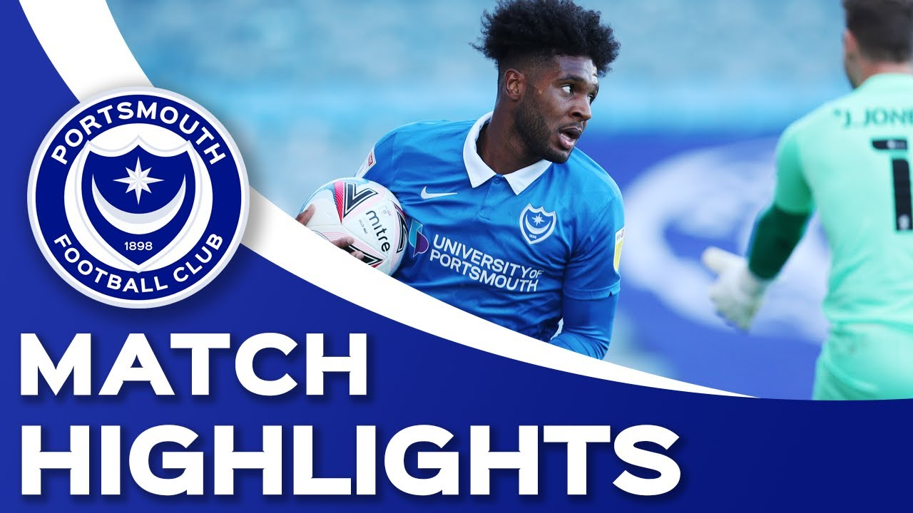 Highlights | Pompey 1-2 Wigan Athletic