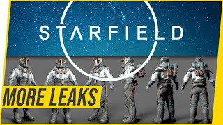 MORE Starfield Gameplay Screenshots Accidentally Leaked from a Bethesda Employee!