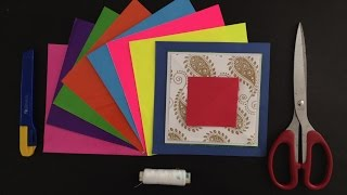 How to Cut Square Paper Sheets in 5 quick and easy methods - Origami?