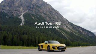 Audi Tour R8 2020