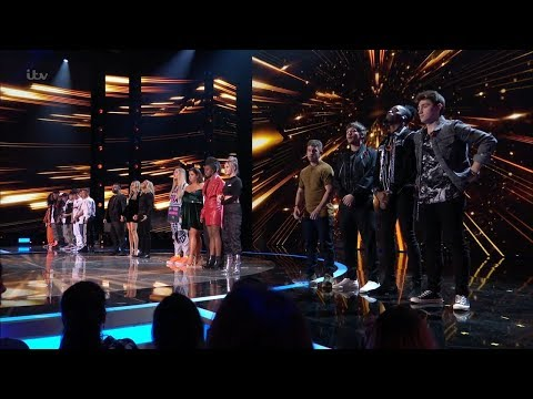 The X Factor UK 2018 Results Live Shows Round 3 Winners Full Clip S15E20