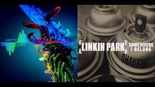 Linkin Park - Pretty Birdy/Somewhere I Belong Mash-up [+Download Link]